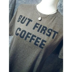 Other - ⚡FINAL💲✂💖 Coffee Tee 💖